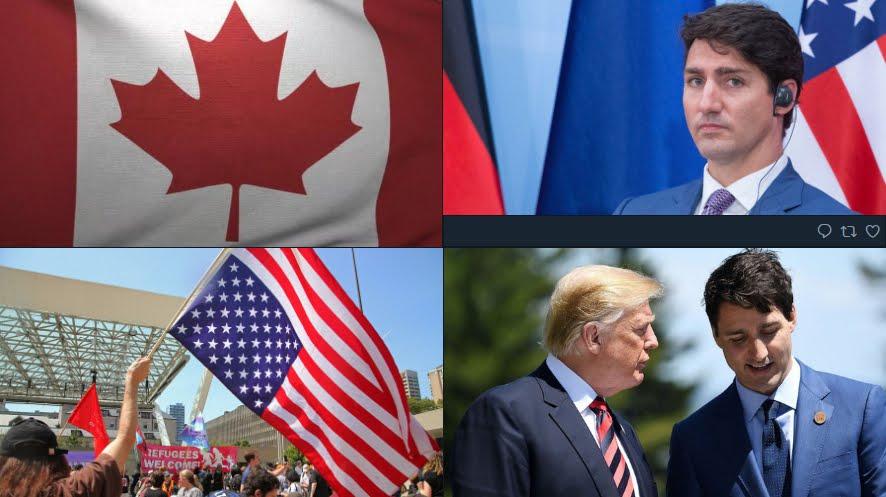 Aumentano drasticamente gli americani che scappano in Canada.