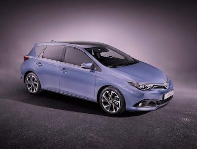 Partono ordini nuova Toyota Auris