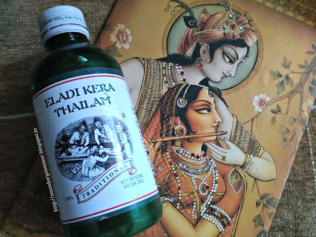 Kera Eladi Thailam from Kairali Ayurvedic Group Review