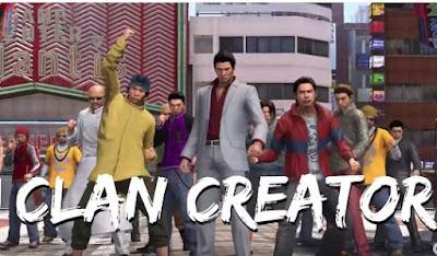 Codes, Unlock New Characters, Yakuza 6, Clan Creator