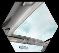 Panoramic Glass Roof Sensation Mitsubishi Outlander Sport Medan