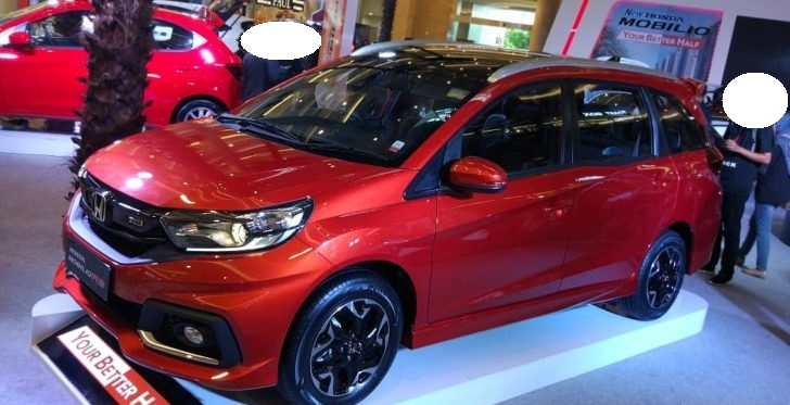 New Honda Mobilio 2019 Released Use Projector Lights New Wheel