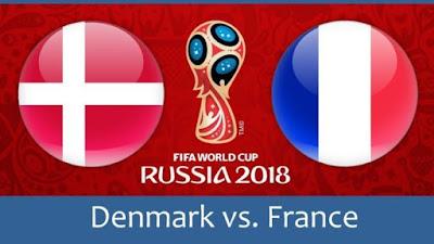 Tips Bola Piala Dunia Perancis vs Denmark