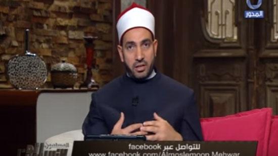 تشتعل ازمة سالم عبد الجليل وعلماء الدين