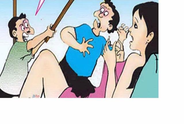 Slingkuh Ketahuan Sama Suami ,Wanita Ini Pura-pura Kena Pelet !!!