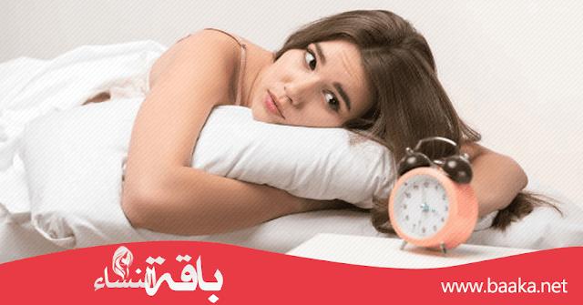 طريقة التخلص من الارق وعدم النوم