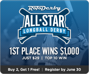Rotoderby All-Star Derby