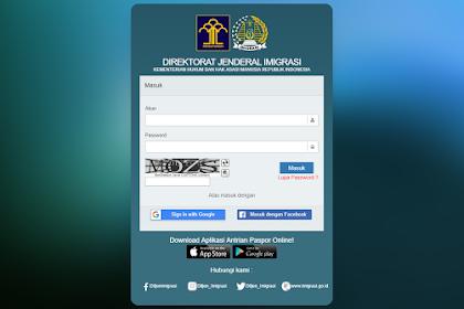 Tips Mendapatkan Nomor Antrian Paspor Online Di Kantor Imigrasi Bandung