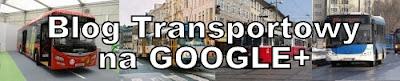 Blog Transportowy na Google+