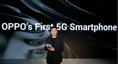OPPO Unveils its First ever 5G Smartphone