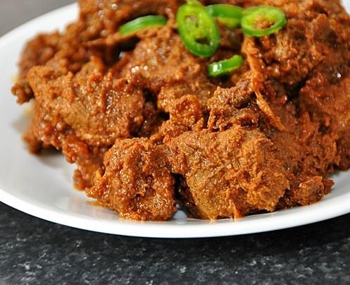 Gambar Resep Rendang Daging Spesial Sajian Mantap