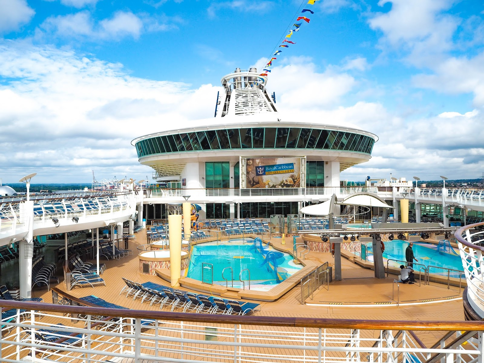 A Day On Royal Caribbean S Navigator Of The Seas Cruise