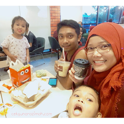 tips keibubapaan, mccafemoments, mc cafe, moments indah bersama keluarga, mc donald