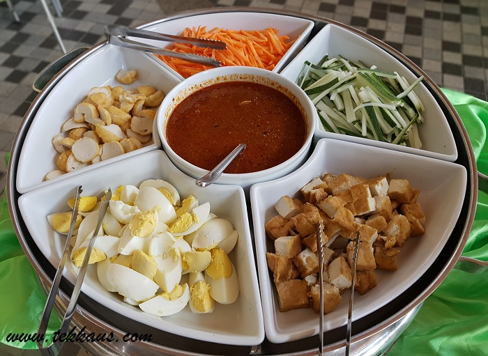 Hi-Tea Buffet @ Kings Green Hotel Melaka
