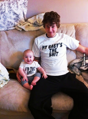 Extrem böse Eltern mit Baby lustiges zum lachen