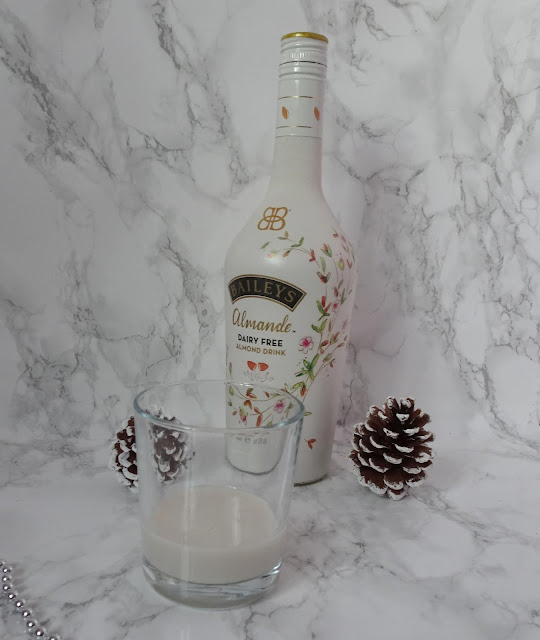bottle of diary free baileys