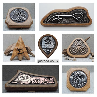 Unique gifts in wood from Justbod