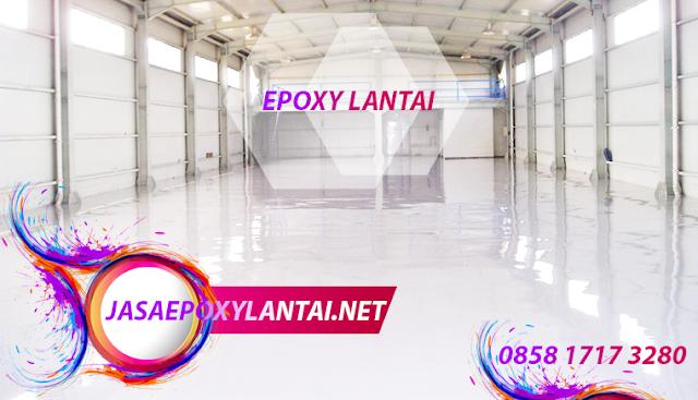 jasa epoxy lantai terbaik