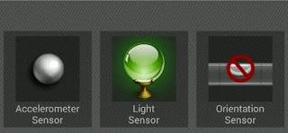 macam-macam sensor android