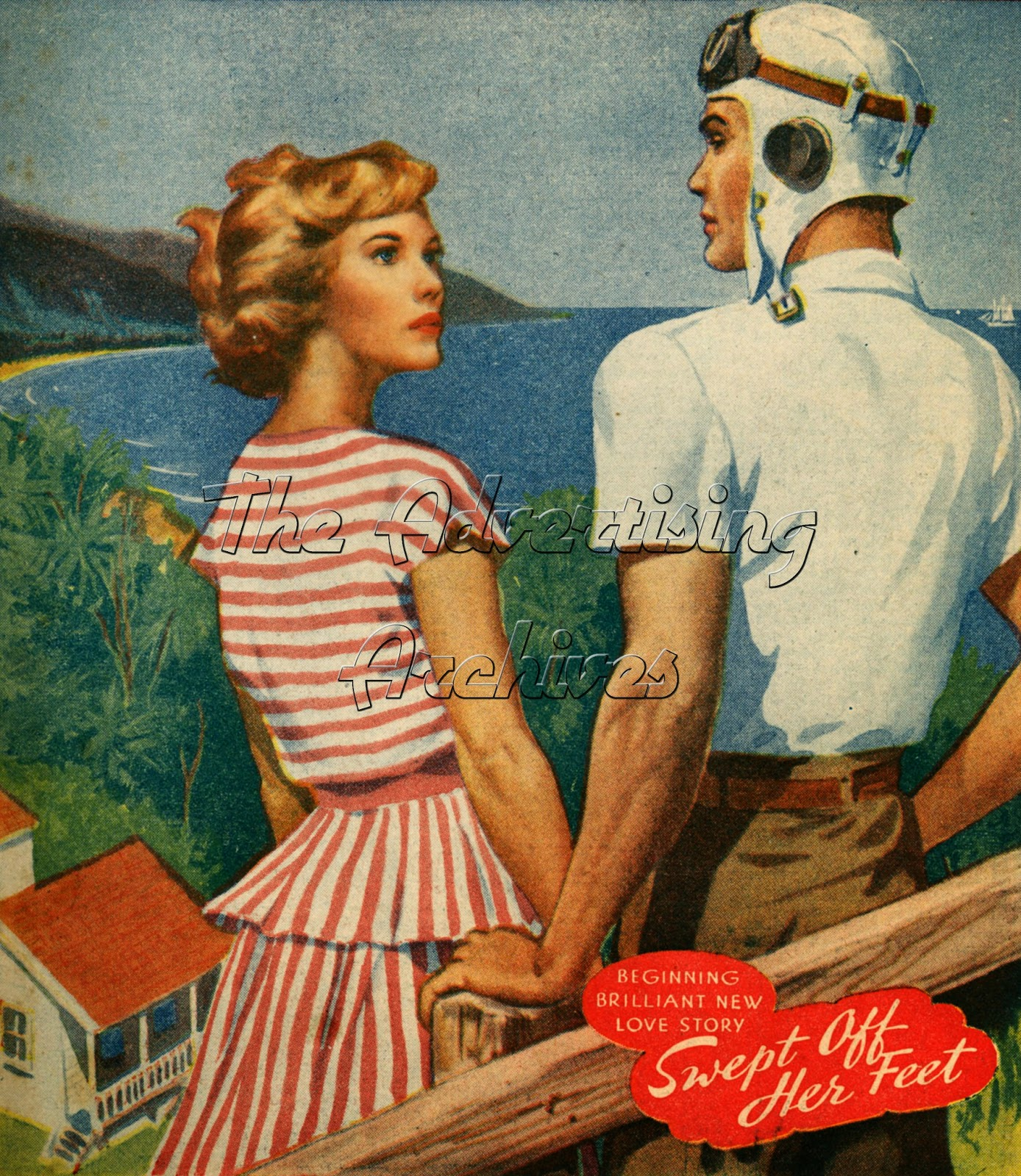 The Advertising Archives: New Collection! 1950s British ...