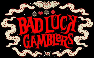 Bad Luck Gamblers - Logo