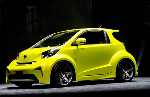 2015 Release Limited Edition Scion iQ Review, Specs & Prices