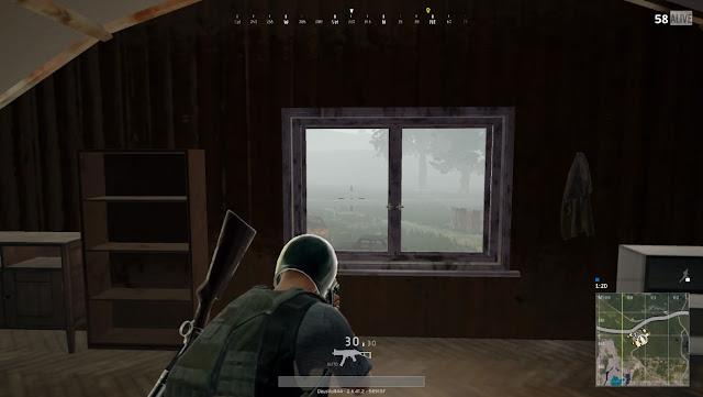 pubg camdan atlamak