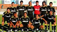 GETAFE C. F. - Getafe, Madrid, España - Temporada 2007-08 - 14º clasificado en la Liga de 1ª División en la temporada 2007-2008, con Michael Laudrup de entrenador
