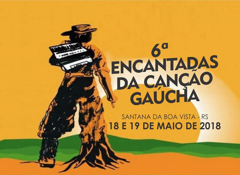 Inicia hoje o 6ª Encantadas da Canção Gaúcha de Santana da Boa Vista