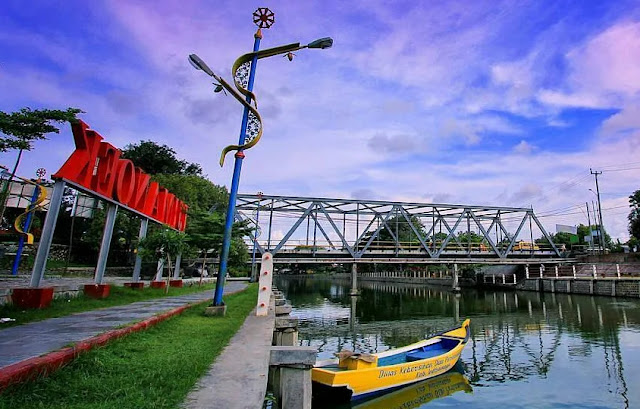 Wisata Taman Cimanuk Indramayu