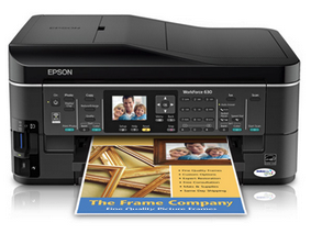 Epson WorkForce 630 Drivers & Software Download
