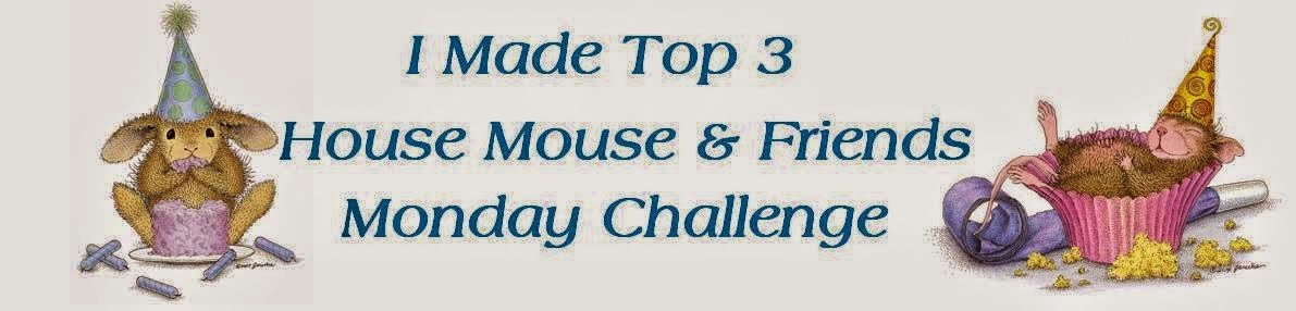 House Mouse Top 3 Favorites