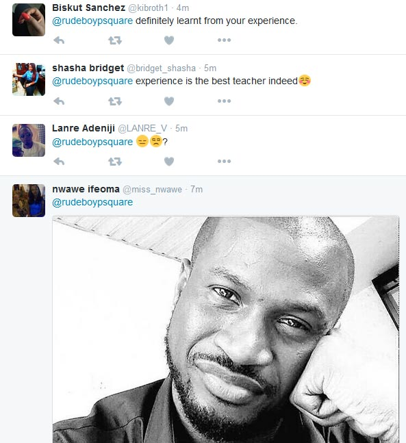 Fans Blast Paul Okoye For Advising Tiwa Savage