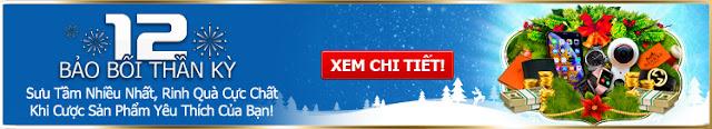 12BET Numbergame đang có khuyến mãi hấp dẫn mùa Noel Promo-12mission