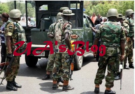 Herdsmen Killings: Finally, Military Operations Begin In Benue, Environs