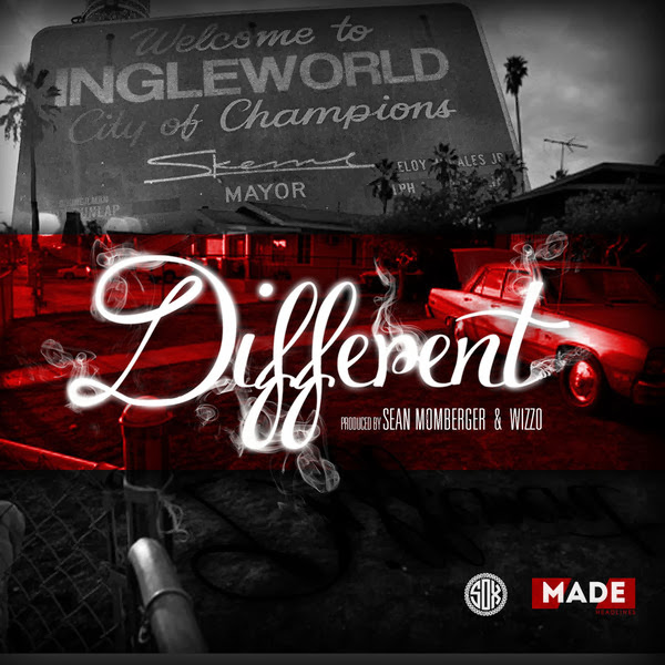 Skeme - Different - Single Cover