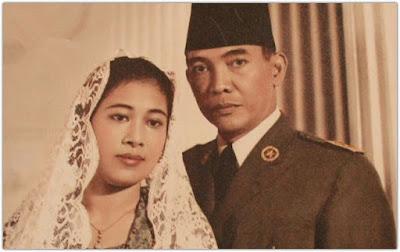 Biografi Fatmawati Soekarno Lengkap, Penjahit Bendera Pusaka Indonesia