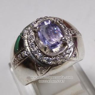 Batu Permata Blue Sapphire Ceylon - ZP 1146