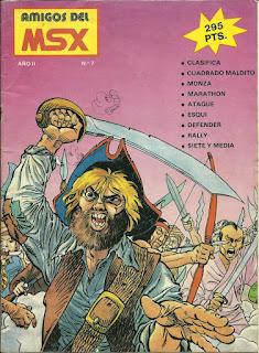 Amigos del MSX #07 (07)