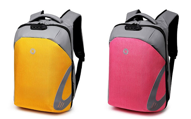 Get the best anti-theft backpack and water with a beautiful design and at an attractive price