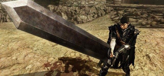 Primeiro trailer do novo jogo de Berserk