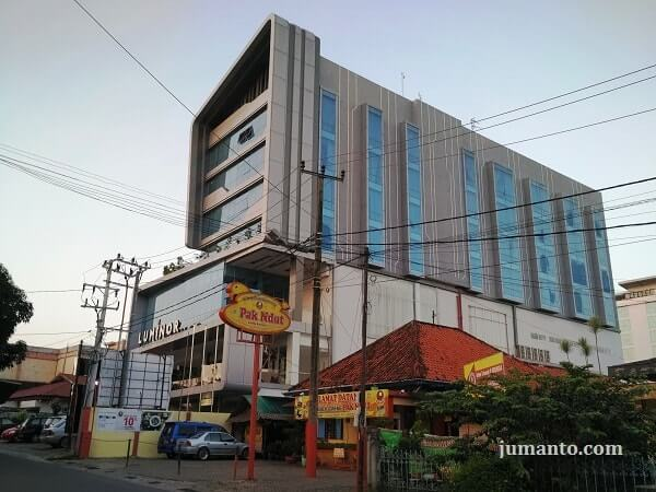 hotel luminor jambi