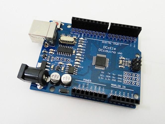 Arduino compatible dccele dccduino end  am
