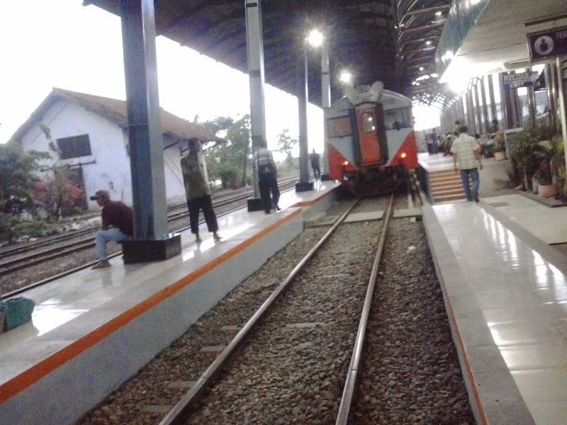 Stasiun Lamongan  Kereta Api Online
