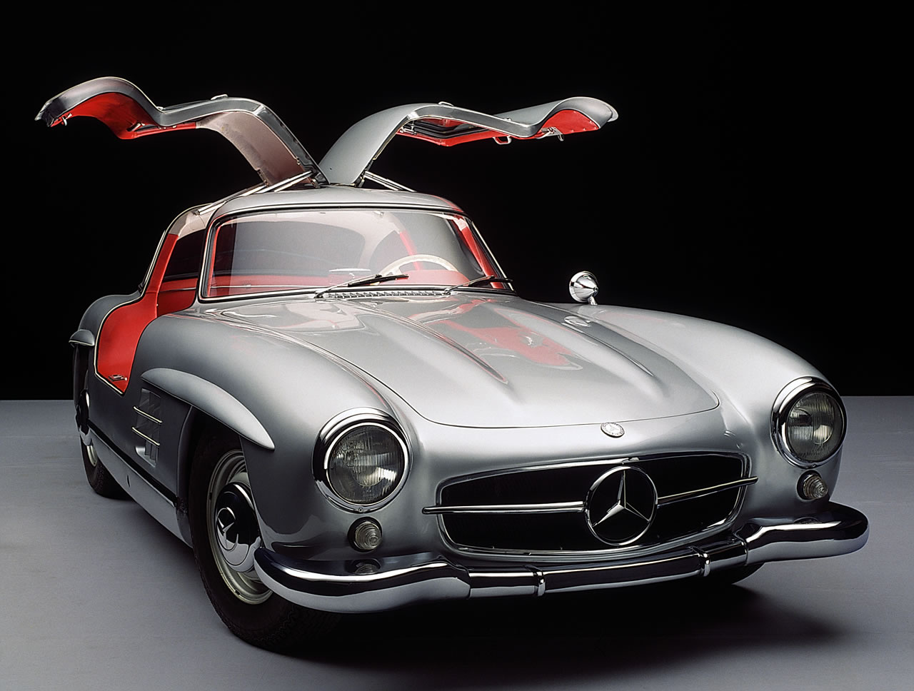 fab wheels digest f w d 2009 gullwing america panamericana mercedes benz 300sl concept. Black Bedroom Furniture Sets. Home Design Ideas
