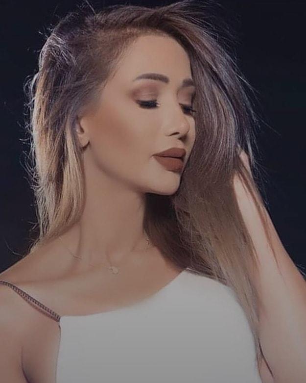 الفنانة اللبنانية الصاعدة  نادية درويش تعرف عليها