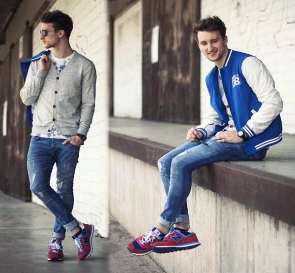 5c71801ff72 Conteúdo Masculino - Moda masculina   lifestyle  Tênis New Balance ...
