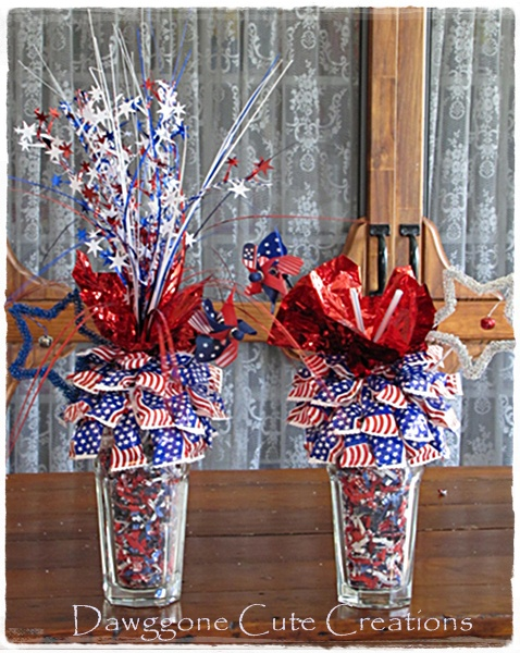 Christmas Table Centerpieces Craft