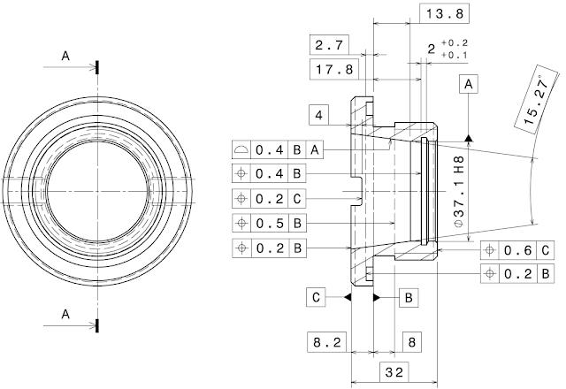 Gamme d'usinage - dossier de fabrication - cotation fonctionnelle - cotation de fabrication - montage - isostatisme - mise en position - fabrication de précision - fabrication conventionnelle - bureau de méthode - bureau d'etude