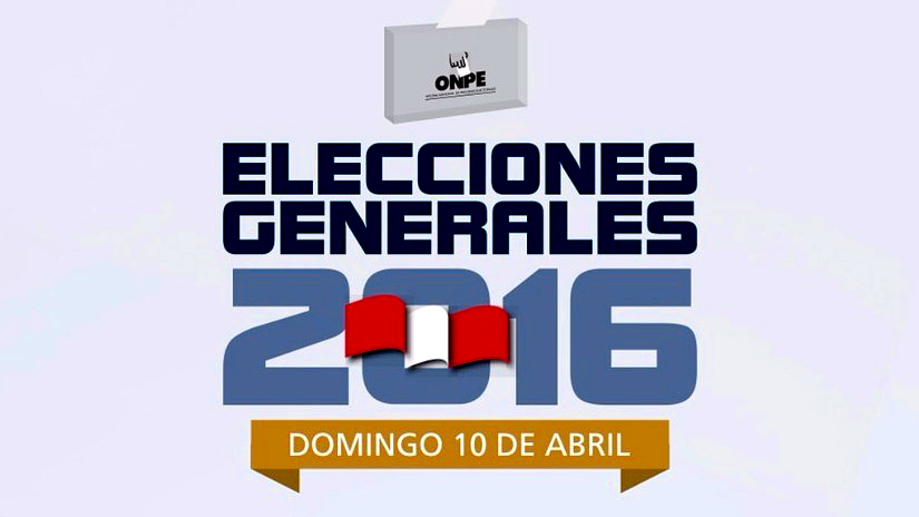 ONPE: Consulta tu Local de Votación y si eres Miembro de Mesa en las Elecciones Generales 2016